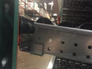 Carton Flow Mounting Bracket Mallard Manufacturing