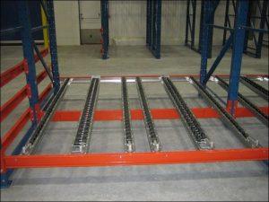 Magnum Wheel Pallet Flow Mallard Manufacturing