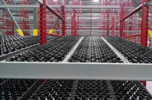 Dyna-Flo HD Carton Flow Mallard Manufacturing