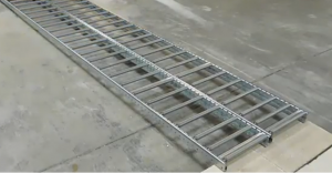 Cart-Trak carton flow rack - Mallard Manufacturing