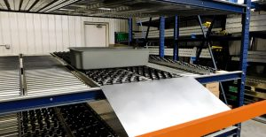 Dyan-Flo HD Carton Flow - Mallard Manufacturing