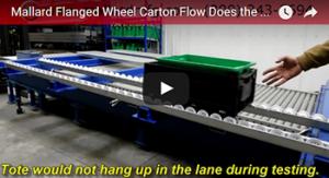 Flo-Guide Carton Flow Mallard Manufacturing