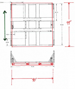 Mallard Manufacturing Pallet Orientation for Pallet Flow