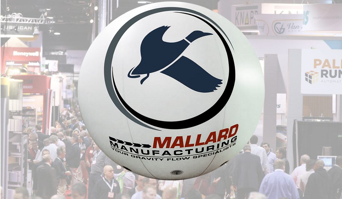 Pallet Flow Carton Flow Mallard Manufacturing