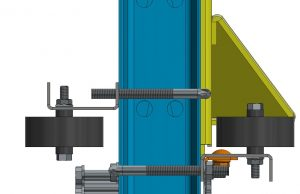 Skate Wheel Lane Guidance for Pallet Flow -Mallard Manufacturing