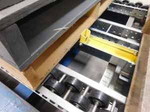 Flex Pallet Separator - Mallard Manufacturing