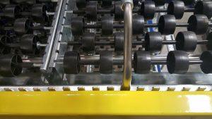 Full-Length Carton Flow Lane Divider - Mallard Manufacturing