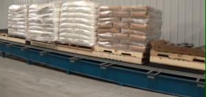 Dual Pallet Separator for Pallet Flow - Mallard Manufacturing
