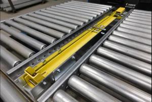 Flex Pallet Separator for Pallet Flow - Mallard Manufacturing