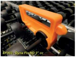 Dyna-Flo HD Carton Flow Entry Guide - Mallard Manufacturing