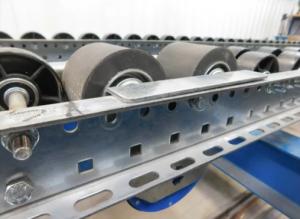 Pallet Flow Speed Controller Brake - Mallard Manufacturing