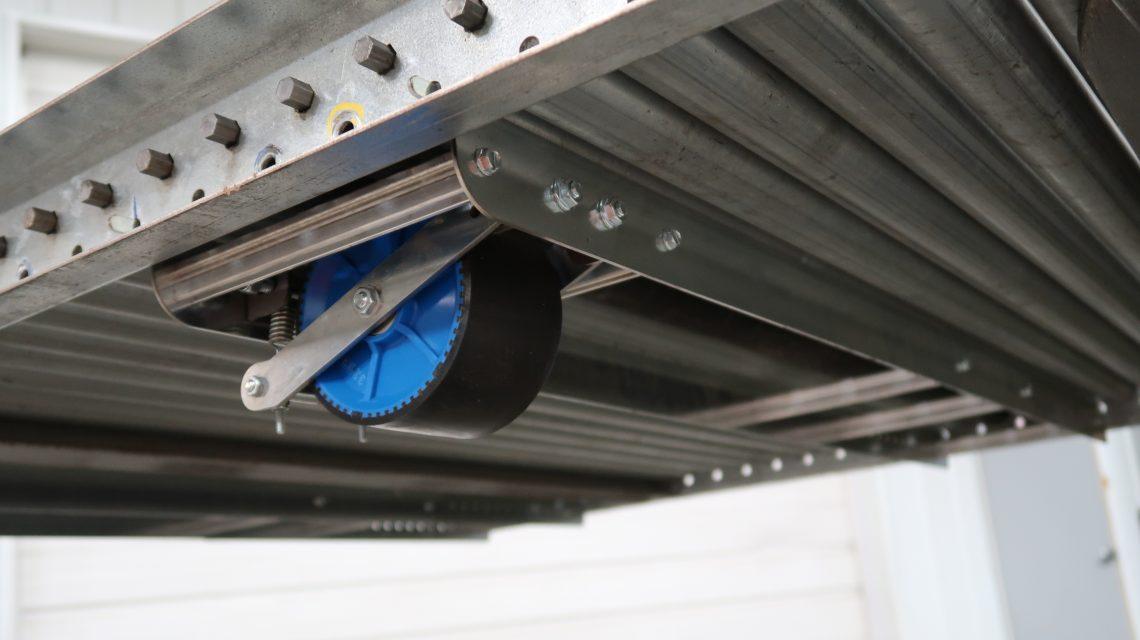 Pallet Flow Rack -Mallard Manufacturing