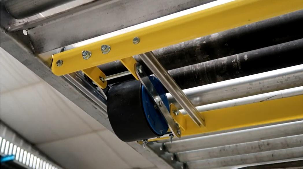 Pallet Flow - Mallard Manufacturing