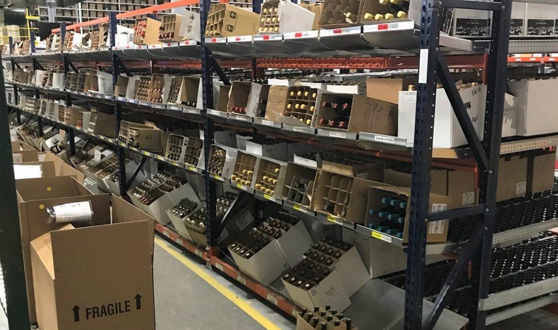 Dyna-Flo Carton Flow - Mallard Manufacturing