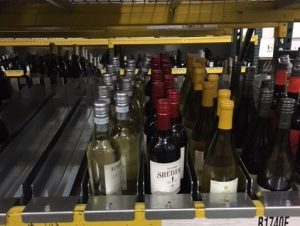 Bottle Pick Rack - Mallard Manufacturing