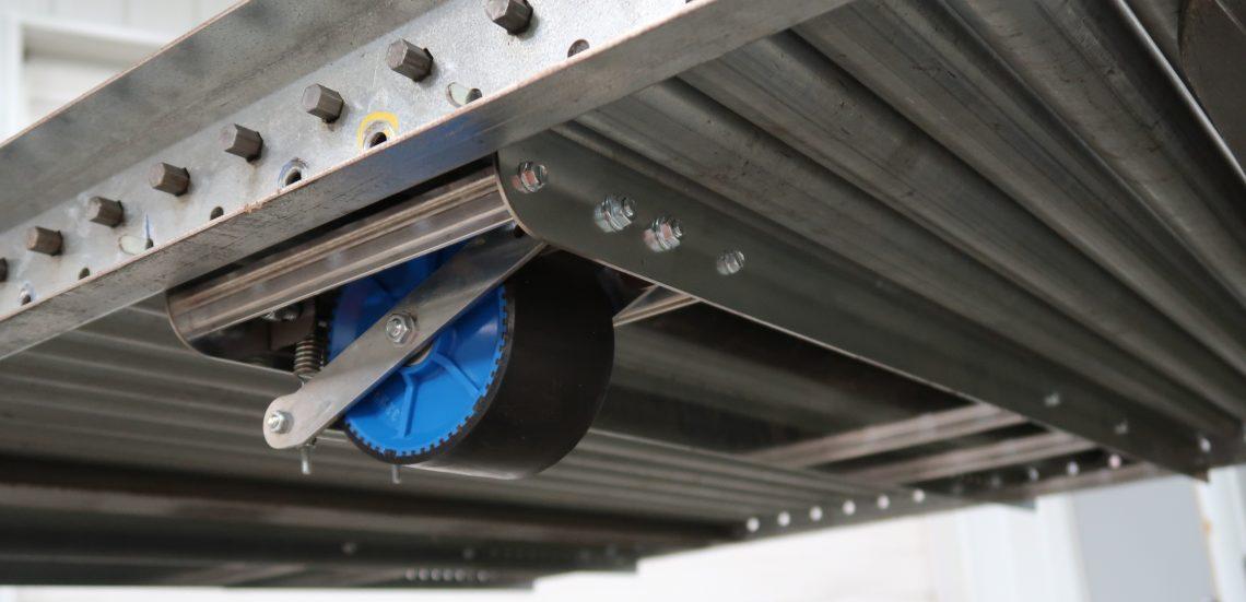 Pallet Flow Speed Controllers - Mallard Manufacturing