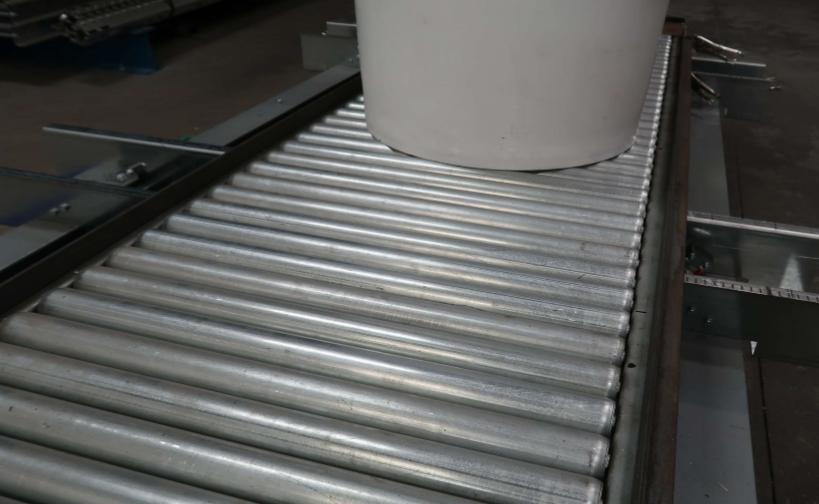 Full Roller Pallet Flow - Mallard Manufacturing