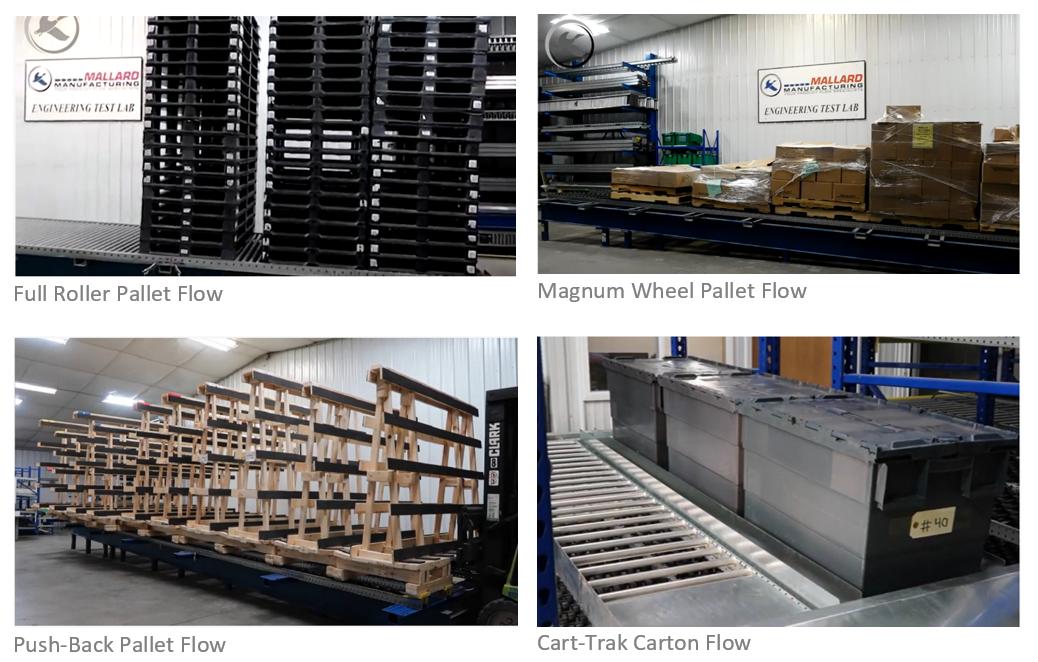 Gravity Flow Systems - Mallard Manufacturing