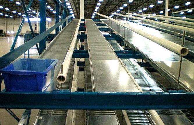 Cart-Trak Carton Flow - Mallard Manufacturing