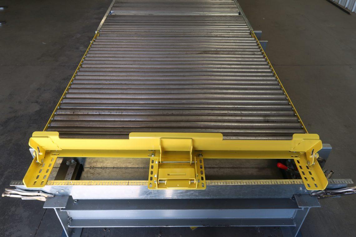 Full Roller Pallet Separator - Mallard Manufacturing