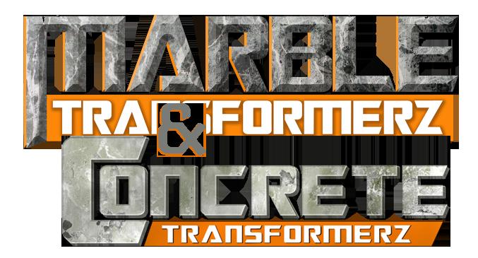 Marble & Concrete Transformerz