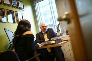 The Marcowitz Law Firm in New York - A consultation regarding WCF