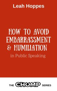 How to Avoid Embarrassment & Humiliation in Public Speaking