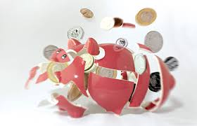 broke pig