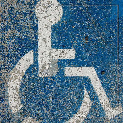 There are many qualifications for disabilities