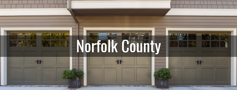 Garage Door Services In Norfolk County