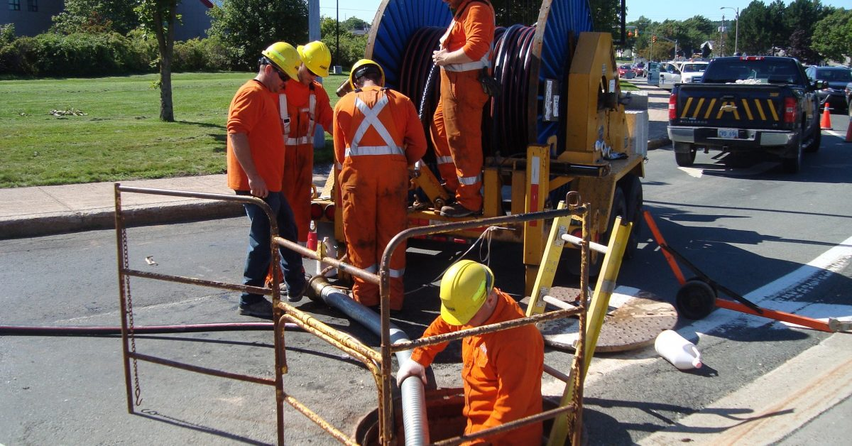 Master Bore LLC Seattle underground utilities contractor