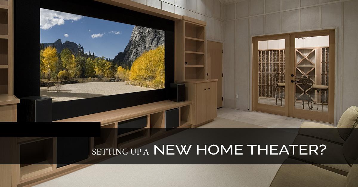 Lighting Design Atlanta A New Home Theater Delectable Home Theater Lighting Design