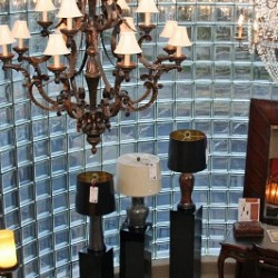 Chandeliers and Table Lamps in Atlanta
