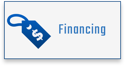 Coupon image for Financing information