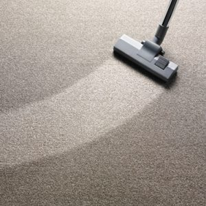 We provide carpet cleaning services!