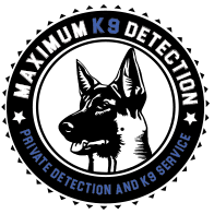 Maximum K9 Detection Service