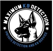 Maximum K9 Detection Service