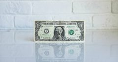 image of a dollar bill