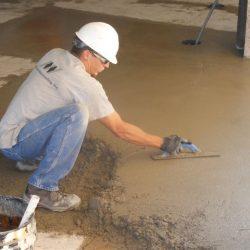 Partial Depth Concrete Patch