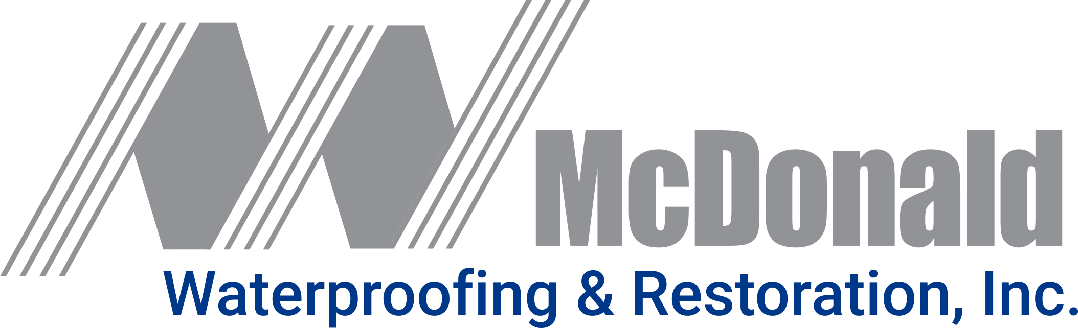 McDonald Waterproofing & Restoration