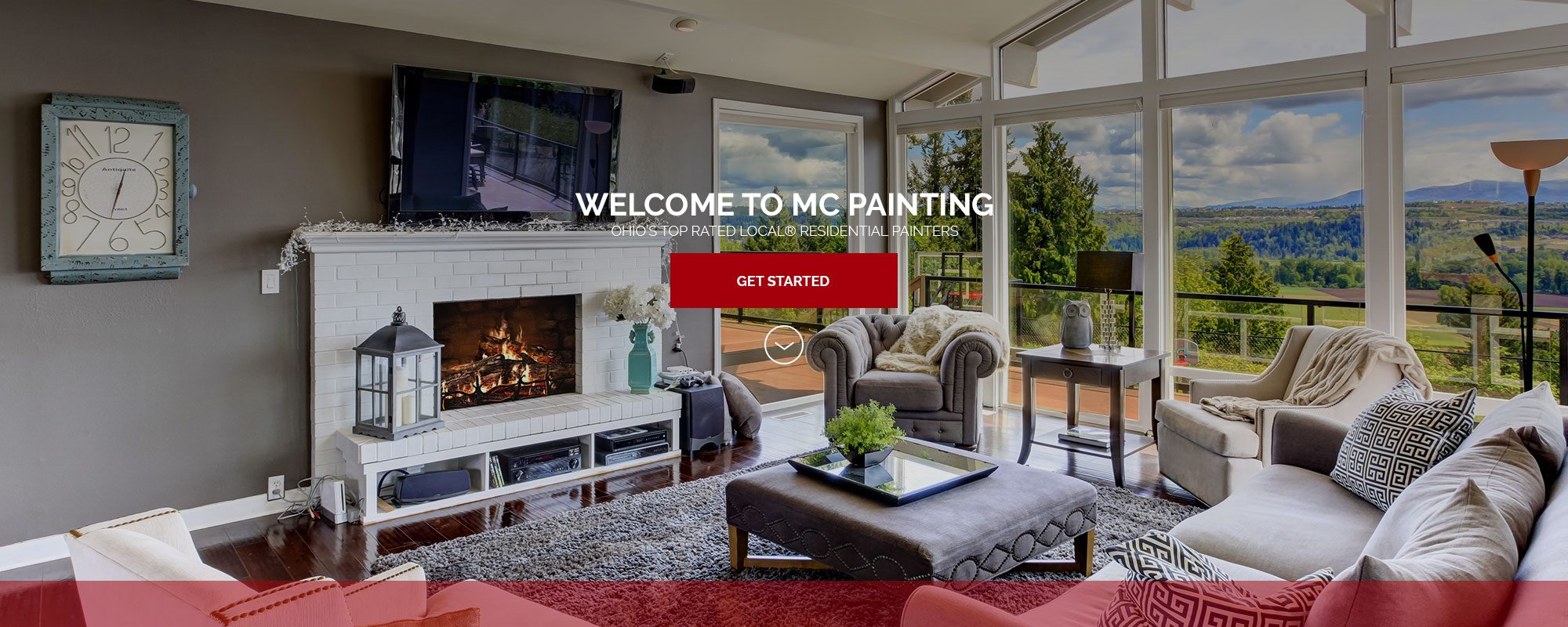 Painting Contractors Westerville Interior Painting Oh