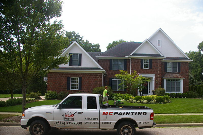 Painting Stucco Westerville | Painting Stucco House OH