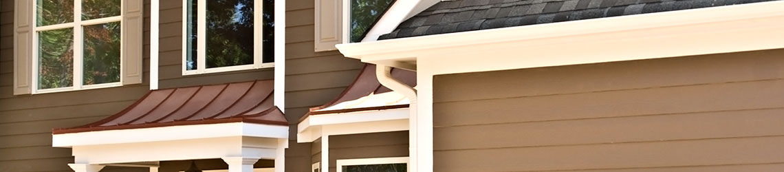 Gutter & Downspout Installation