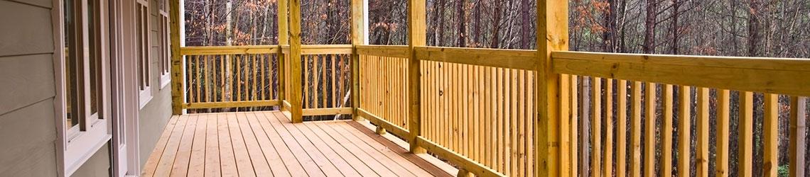 Wood Repair/Replacement