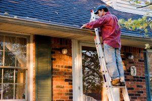 Correcting A Downspout Drainage System - Baton Rouge, La