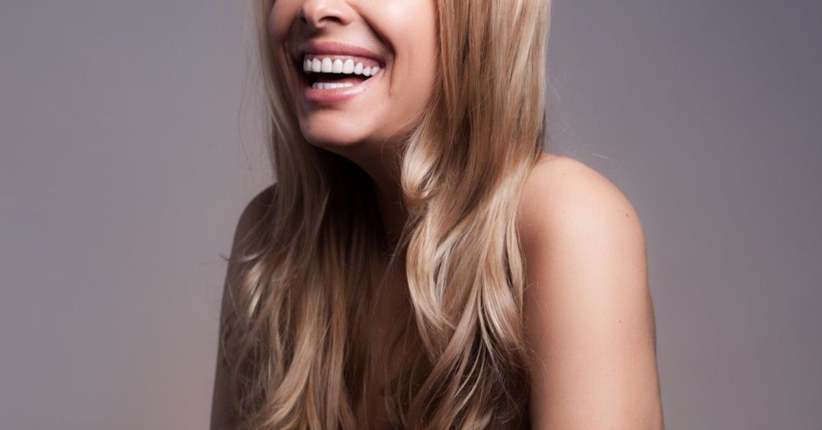 Image of Woman With A Great Smile