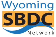 Medicine Bow Technologies and the Wyoming SBDC Logo