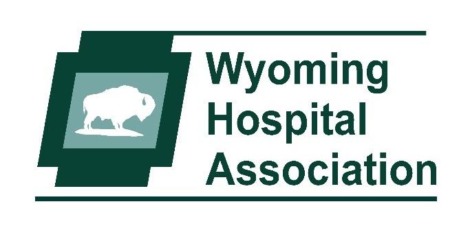 Wyoming Hospital Association Logo