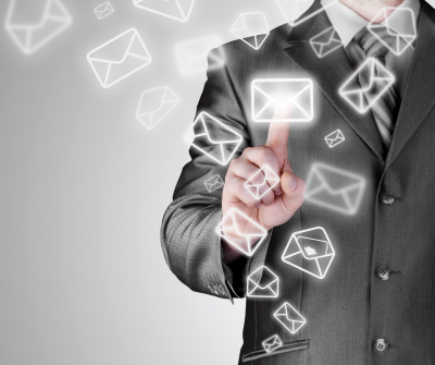 medbow man with email logo