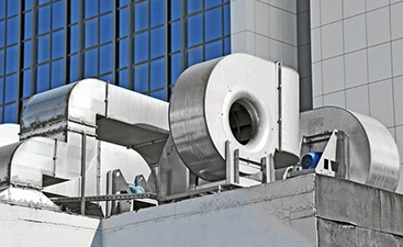Commercial Duct Installation